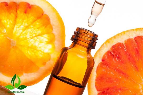 ویتامین سی معجزه ای برای پوست
